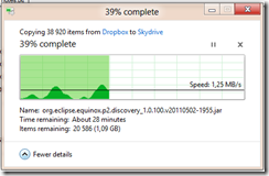 Dropbox2Skydrive